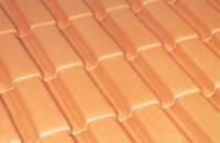 telhas romana telhado